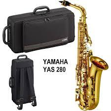 Saxophone alto YAMAHA YAS280 - Photo 1