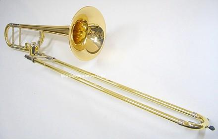 Trombone COURTOIS 420 BH «système Hagmann» - Photo 1