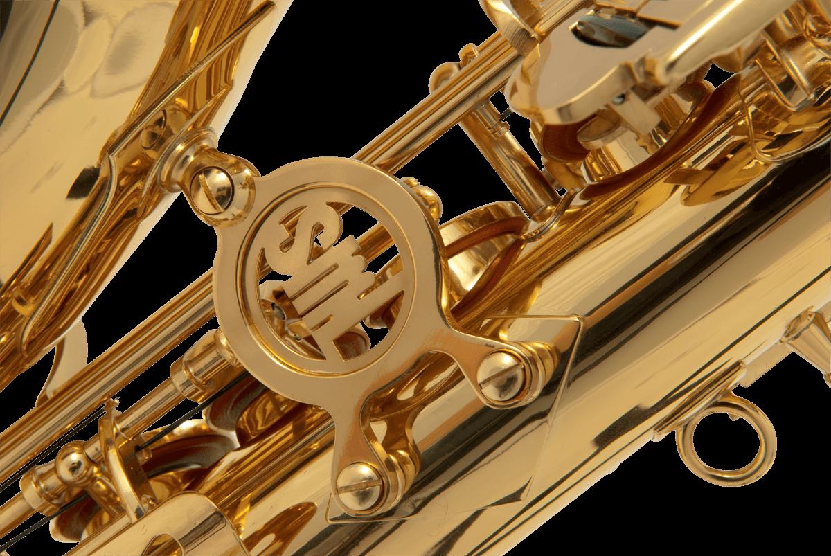 Saxophone Alto SML Paris A420 «PROMO» - Photo 2