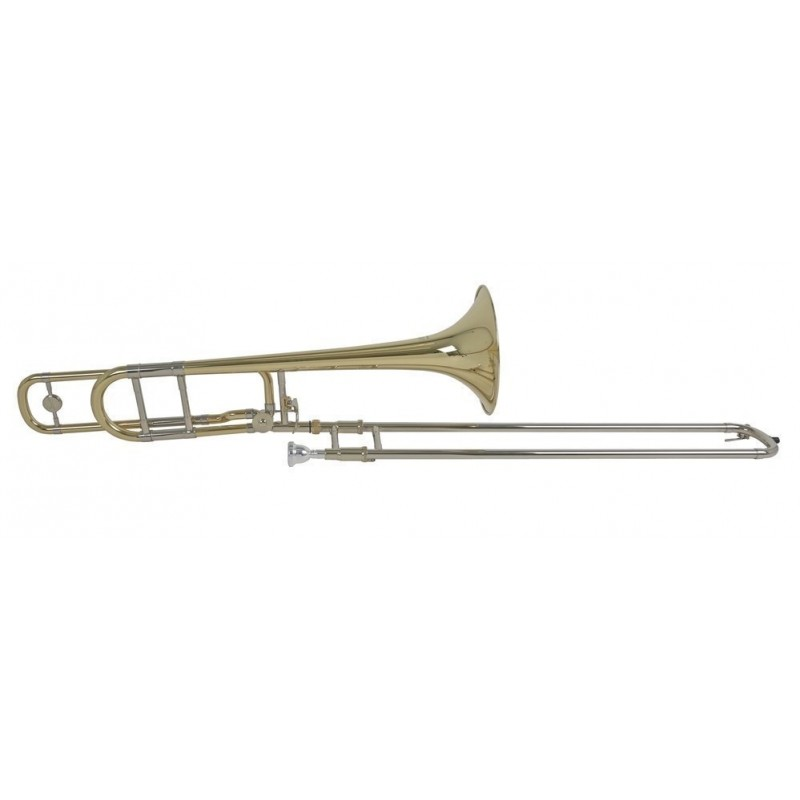 Trombone complet BACH TB450 - Photo 1