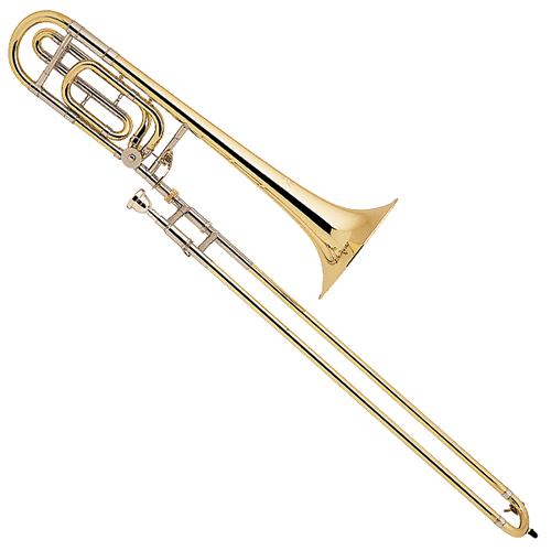 Trombone ténor BACH 42B Stradivarius verni - Photo 1