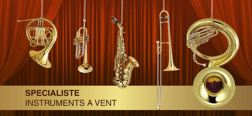 L'Art des Notes, le spécialiste des instruments à vent 40 et 64