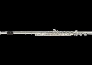 Flûte PEARL Dolce 695RW tête argent et plaque ébène - Photo 1