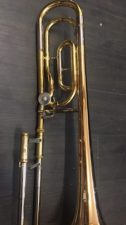 OCCASION / trombone complet YAMAHA 448 - Photo 3