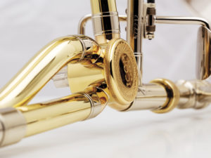 Trombone COURTOIS création Paris AC422BO - Photo 2