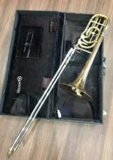 OCCASION : Trombone Basse HOLTON TR181 - Photo 1