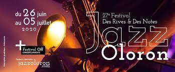 Jazz à Oloron (64) – Festival Des Rives & Des Notes